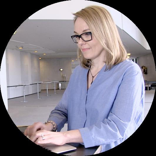 Heidi-Finlandiahall-integrations