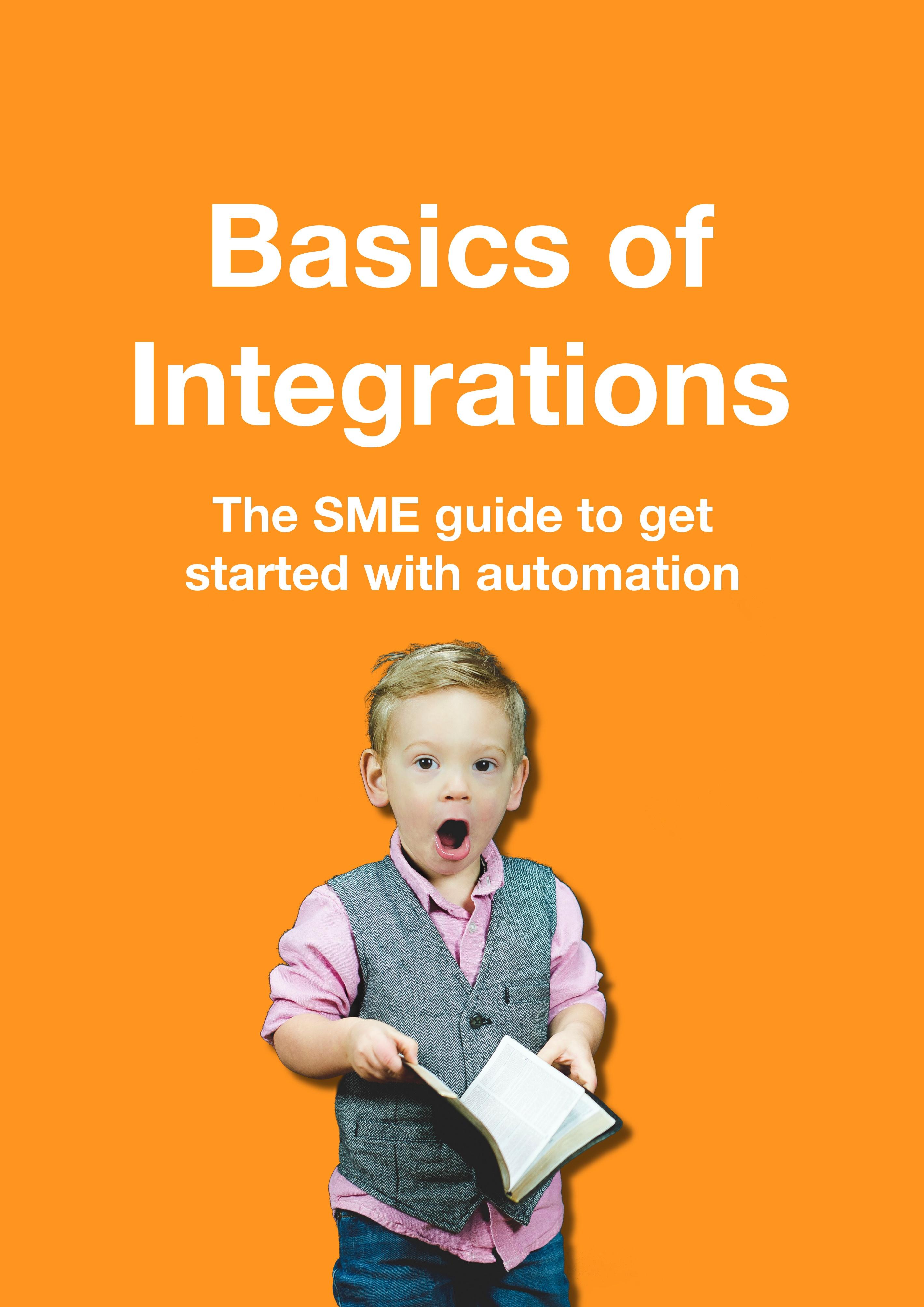 Basics of integrations